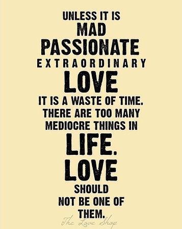 love extraordinaire