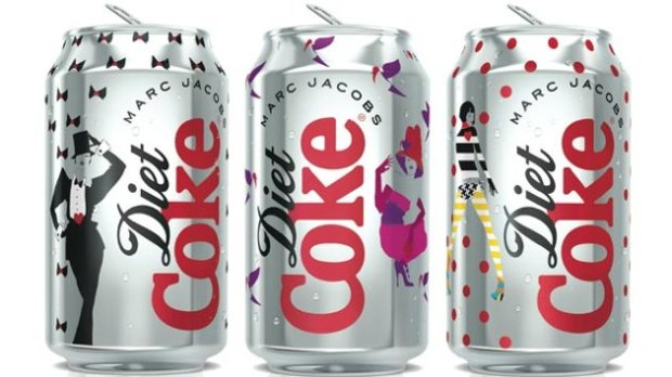 marc jacobs coke can design