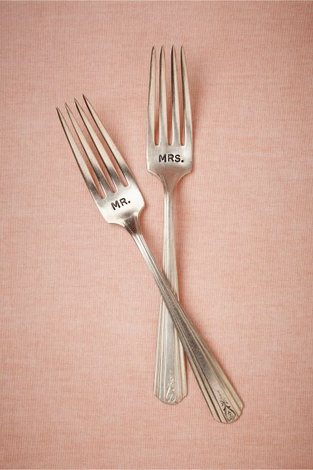 Sweethearts' Forks