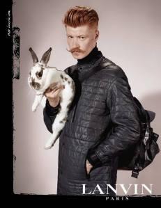 lanvin rabbit