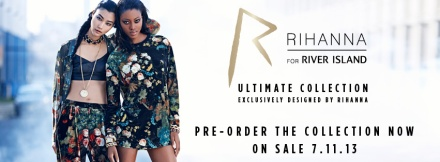 river island rihanna collection