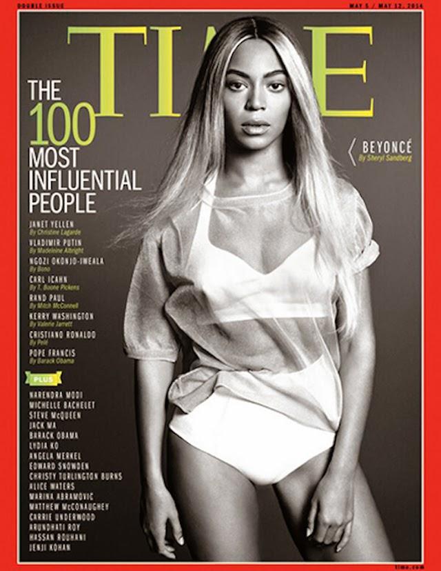 Beyonce Time Magazine