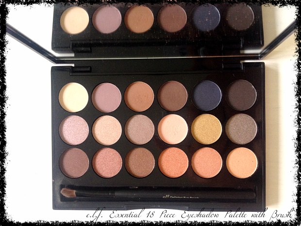 eyeshadow palette