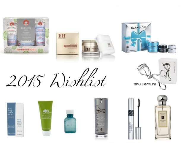 wishlist 2015