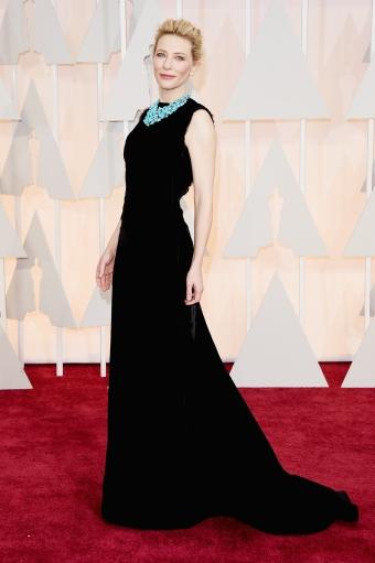 Cate Blanchett in Martin Margiela Couture